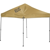 Jarden Sports Licensing NFL New Orleans Saints 9 Ft. X 9 Ft. Straight-Leg Canopy