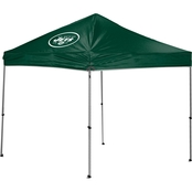 Jarden Sports Licensing NFL New York Jets 9 Ft. X 9 Ft. Straight-Leg Canopy