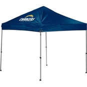 Jarden Sports Licensing NFL Los Angeles Chargers 9 Ft. X 9 Ft. Straight-Leg Canopy