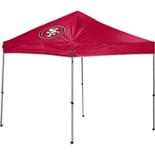 Jarden Sports Licensing NFL San Francisco 49ers 9 Ft. X 9 Ft. Straight-Leg Canopy