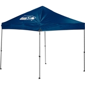 Jarden Sports Licensing NFL Seattle Seahawks 9 x 9 ft. Straight Leg Canopy