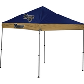 Jarden Sports Licensing NFL Los Angeles Rams 9 Ft. X 9 Ft. Straight-Leg Canopy