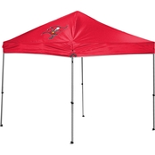 Jarden Sports Licensing NFL Tampa Bay Buccaneers 9 x 9 ft. Straight Leg Canopy