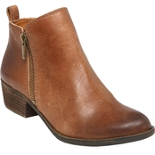 Lucky Brand Women's Basel Double Zip Booties
