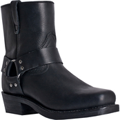 Dingo Men's Rev Up 6 Zip Harn Strap Boots