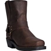 Dingo Men's Rev Up NM 6 Zip Harn Strap Boots