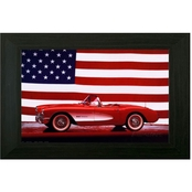 Wall Art Pure American Retro
