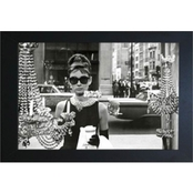 Wall Art Hepburn 1 Retro