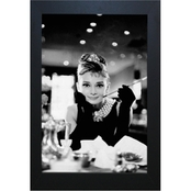 Wall Art Hepburn 3 Retro