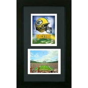 NFL Green Bay Packers Football Wall Art