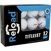 Reload Titleist Only 12 Pk.