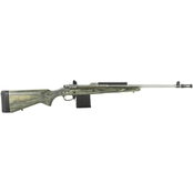 Ruger Gunsite Scout Rifle 308 Win 18.7 in. Barrel 10 Rnd Rifle Stainless Steel
