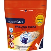 Exchange Select 14 ct. Brilliant Clean Power Pacs Laundry Detergent