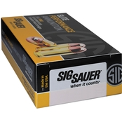 Sig Sauer Elite Performance Ball .380 ACP 100 Gr. FMJ, 50 Rounds