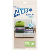 Ziploc Space Bag Large 3 pk.