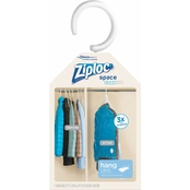 Ziploc Space Bag Hanging Suit Storage