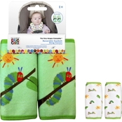 Eric Carle Reversible Seatbelt Strap Covers