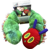 Eric Carle Caterpillar Neck Support Pillow