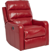 Klaussner Striker Power Rocker Recliner