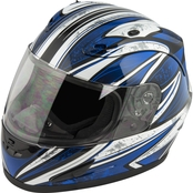 Raider Octane Full Face Street Motorcycle Helmet