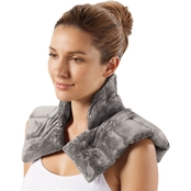 Brookstone TheraSpa Herbal Therapy Neck & Shoulder Wrap