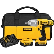 DeWalt DCF889M2 20V MAX* 1/2 In. High Torque Impact Wrench Kit