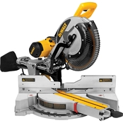DeWalt DWS780 12 in. Double Bevel Sliding Compound Miter Saw