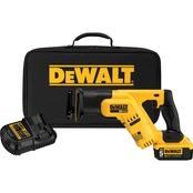 DeWalt DCS387P1 20V MAX* COMPACT Reciprocating Saw