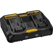 DeWalt DCB102 12V/20V MAX* Jobsite Charging Station