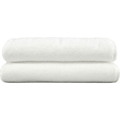 Linum Turkish Cotton Soft Twist 2 Pc. Bath Sheet Set