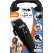 Wahl Basic Pet Clipper 10 pc. Kit
