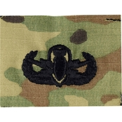 Army Explosive Ordnance Disposal Badge Sew-On (OCP)