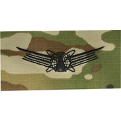 Army Space Badge Sew-On (OCP)