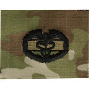 Army Combat Medical Badge 1st Award Sew-On (OCP)