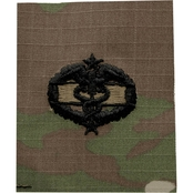 Army Combat Medical Badge 3rd Award Sew-On (OCP)