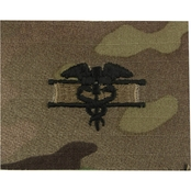 Army Expert Field Medical Badge (EFMB) Sew-On (OCP)