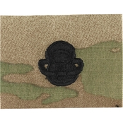 Army Scuba Diver Badge Sew-On (OCP)