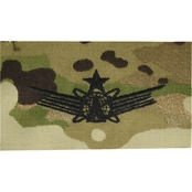 Army Senior Space Badge Sew-On (OCP)