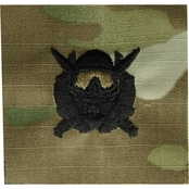 Army Special Operations Diver Badge Sew-On (OCP)