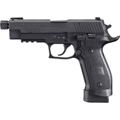 Sig Sauer P226 TacOps 9mm 4.9 in. Barrel 20 Rnd 4 Mag Pistol Black