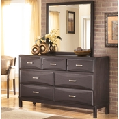Signature Design by Ashley Kira Dresser and Mirror