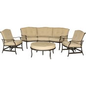 Hanover Outdoor Furniture Traditions 4 pc. Seating Set