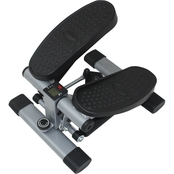 Sunny Health and Fitness Dual Action Swivel Stepper