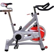 Sunny Health and Fitness Belt Drive Pro Indoor Cycling Bike