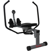 Sunny Health and Fitness Rowing Machine with Full-Motion Arms