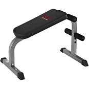 Sunny Health and Fitness Heavy Duty Sit Up Bench