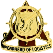 Army Transportation Corps (TC) Regimental Crest