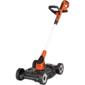 Black & Decker 20V MAX Lithium 12 in. 3-in-1 Compact Mower
