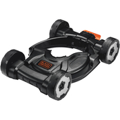 Black & Decker 3-in-1 Compact Mower Removable Deck