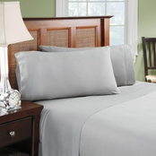 Hotel Royale 1050 Thread Count Sateen 4 Pc. Sheet Set
